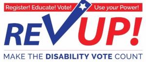 REV UP! Register - Educate - Vote!
