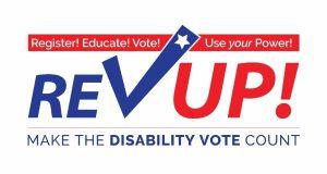 REV-UP Register-Educate-Vote!